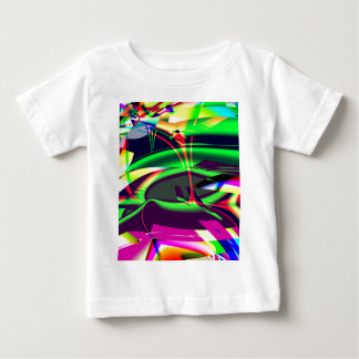 Fractal 2017 One Baby T-Shirt