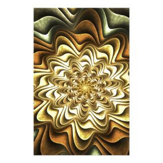 fractal #2 customised stationery