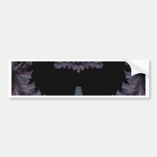Fractal 463 bumper stickers