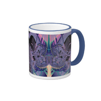 Fractal 697 ringer mug
