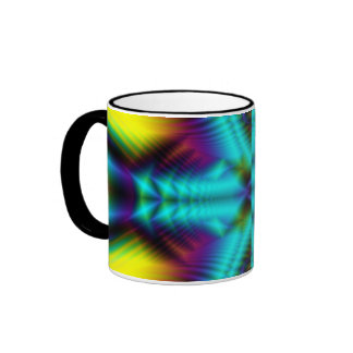 Fractal 758 ringer mug