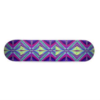 Fractal 76,  Skateboard