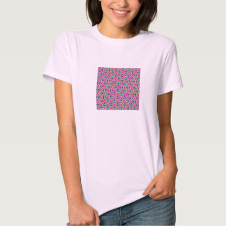 Fractal 80,Ladies Baby Doll (Fitted) Shirt