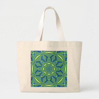 Fractal 86, Jumbo Tote Bags