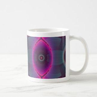 Fractal 874 basic white mug