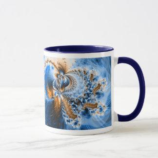 Fractal 925 mug