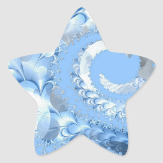 fractal-94223_1920 fractal spiral abstract backgro star sticker