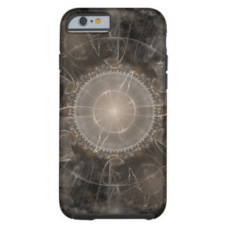 Fractal Abstract Flower - iPhone 6/6s, Tough Tough iPhone 6 Case