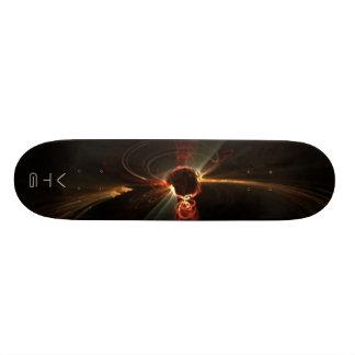 Fractal Angel Skate Boards