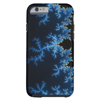 Fractal Apple/Android Case - Blue Ice