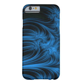 Fractal Apple/Android Case - Blue Strokes