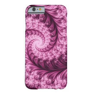 Fractal Apple/Android Case - Pink Spiral