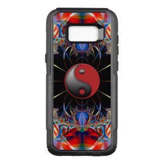 Fractal Art 120 OtterBox Commuter Samsung Galaxy S8+ Case