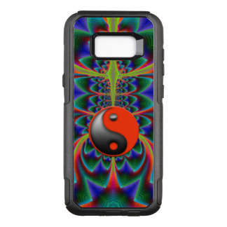 Fractal Art 187 OtterBox Commuter Samsung Galaxy S8+ Case