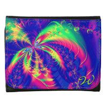 Fractal Art 52 Wallet