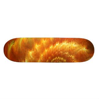Fractal Art 5 Skateboard