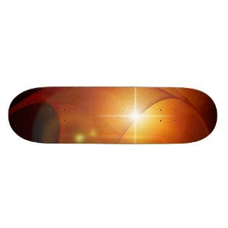 Fractal Art 7 Skateboard