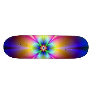 Fractal Art 8 Skateboard
