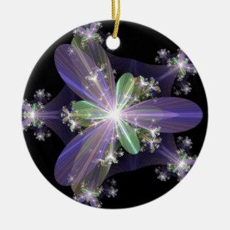 Fractal Art Ornaments