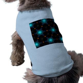 Fractal Art Dog Tshirt