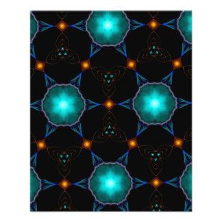 Fractal Art Full Color Flyer