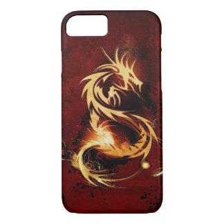 Fractal Art iPhone 7 Case Dragon Design