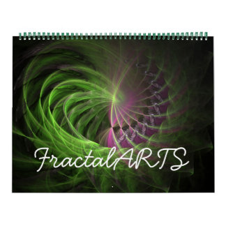 Fractal ARTS v2  2011 Calendar