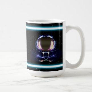 Fractal Astronaut Coffee Mug