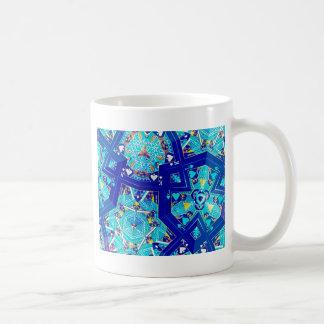 Fractal Cards Basic White Mug