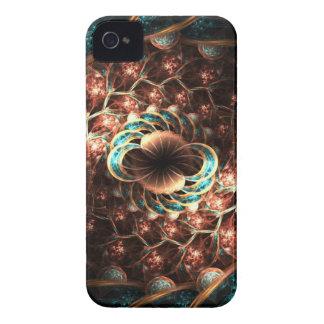 Fractal Cell Blackberry Case-Mate Case Case-Mate iPhone 4 Case