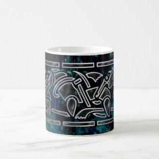 Fractal Celt Tribal Art Magic Mug