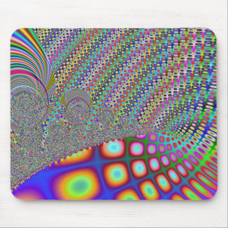 fractal chaos mouse pads