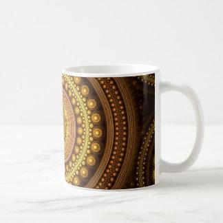 Fractal Circles Coffee Mug