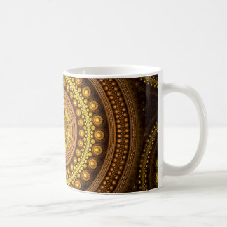 Fractal Circles Coffee Mug