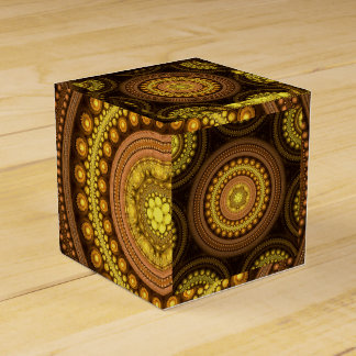 Fractal Circles Favour Box