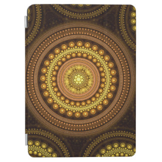 Fractal Circles iPad Air Cover