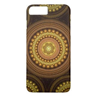 Fractal Circles iPhone 8 Plus/7 Plus Case