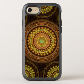 Fractal Circles OtterBox Symmetry iPhone 8/7 Case