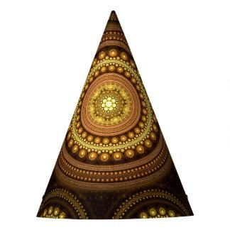 Fractal Circles Party Hat