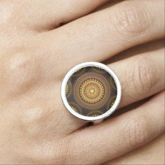 Fractal Circles Ring