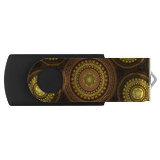 Fractal Circles USB Flash Drive