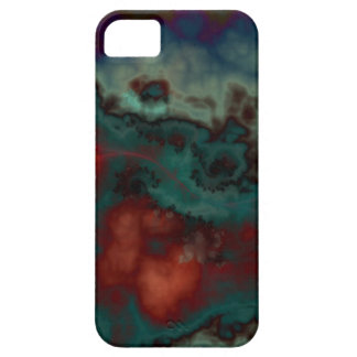 fractal clouds iPhone 5 case