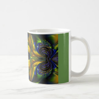 Fractal coffee cup