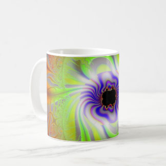 Fractal Colorful Coffee Mug