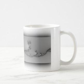 Fractal CUP Basic White Mug