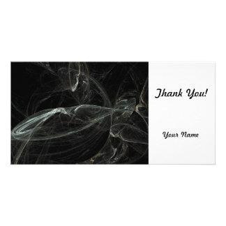 Fractal Customised Photo Card