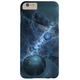 Fractal Design Phone Case in Dark Blue