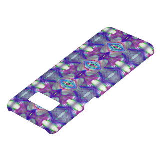 fractal dynamic gradient pattern Case-Mate samsung galaxy s8 case