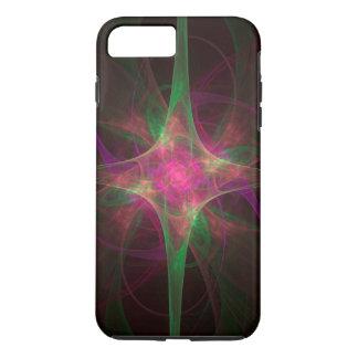"""Fractal """"Filaments of creation"""" iPhone 8 Plus/7 Plus Case"""