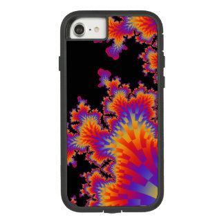 Fractal Flame Case-Mate Tough Extreme iPhone 8/7 Case